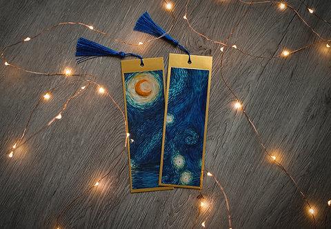Starry Night Bookmarks