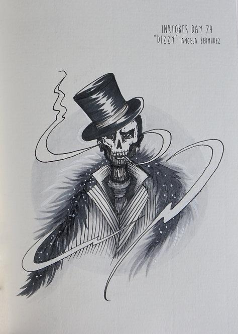 Day 24, Original drawing