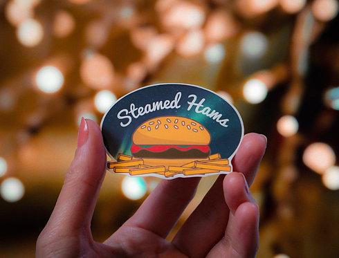 The Simpsons' Steamed Hams Aurora Borealis