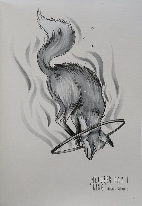 Day 1, Original drawing