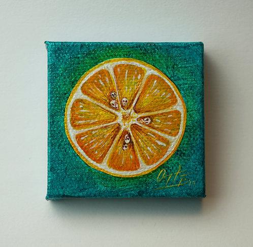 Cursed Delights: Orange