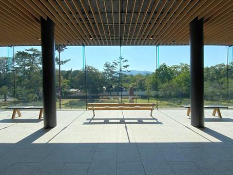 施工実績:奈良公園バスターミナル
