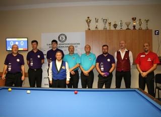 3B ZS, 1.kvalifikační turnaj, Přebor Východočeské oblasti