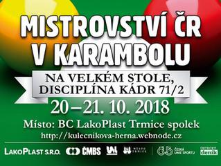 Marek Faus posedmnácté mistrem republiky v kádru 71/2