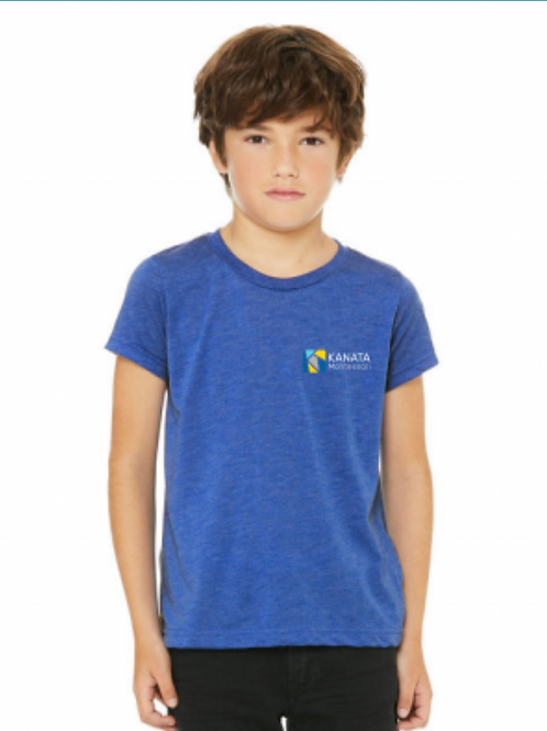 Youth T-shirt Embroidered
