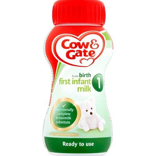 Cow & Gate Mini Milk