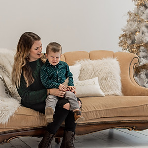 Sarah & Harrison // Mommy & Me
