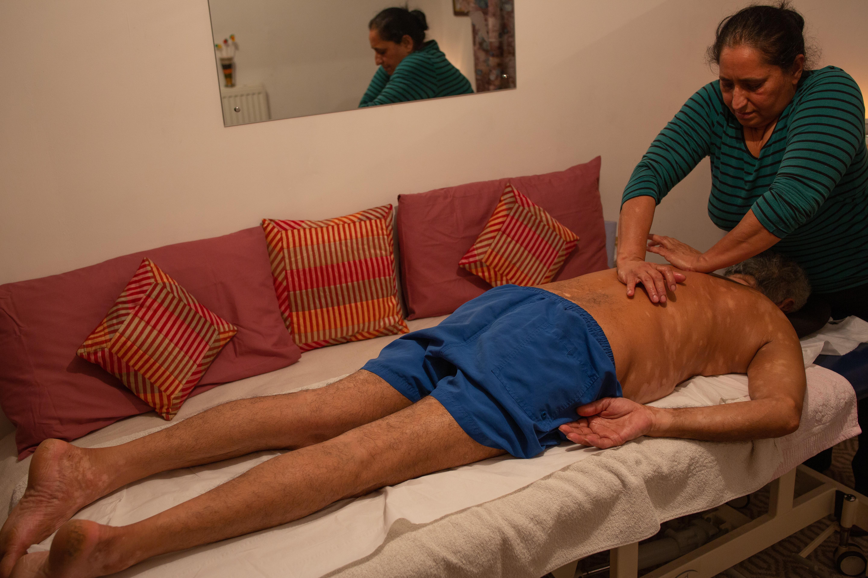 Indian Full Body Massage