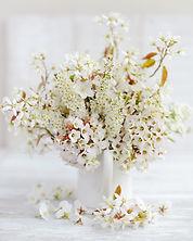Snowy Bouquet