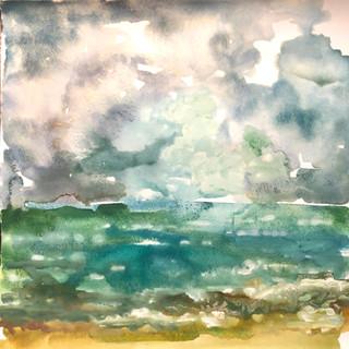 Ocean from memory