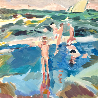Study after Sorolla