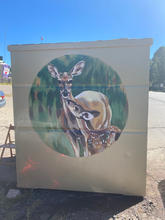 Dumpster Painting