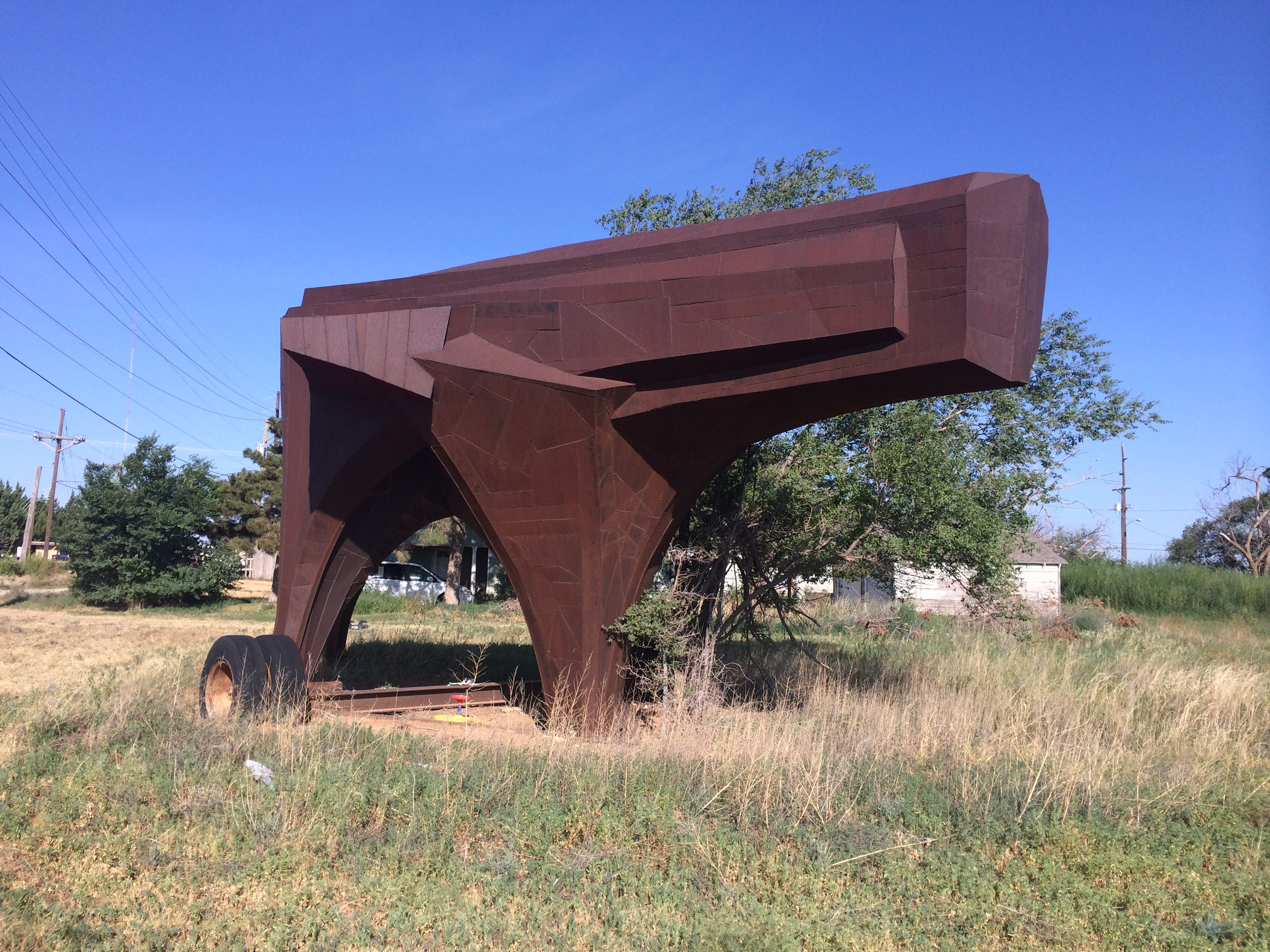sculpture by robert bruno added to the texas tech university sculpture by robert bruno added to the texas tech university public art collection