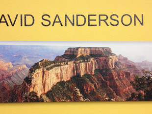 The Course of the Empire: Landscapes by David Sanderson
