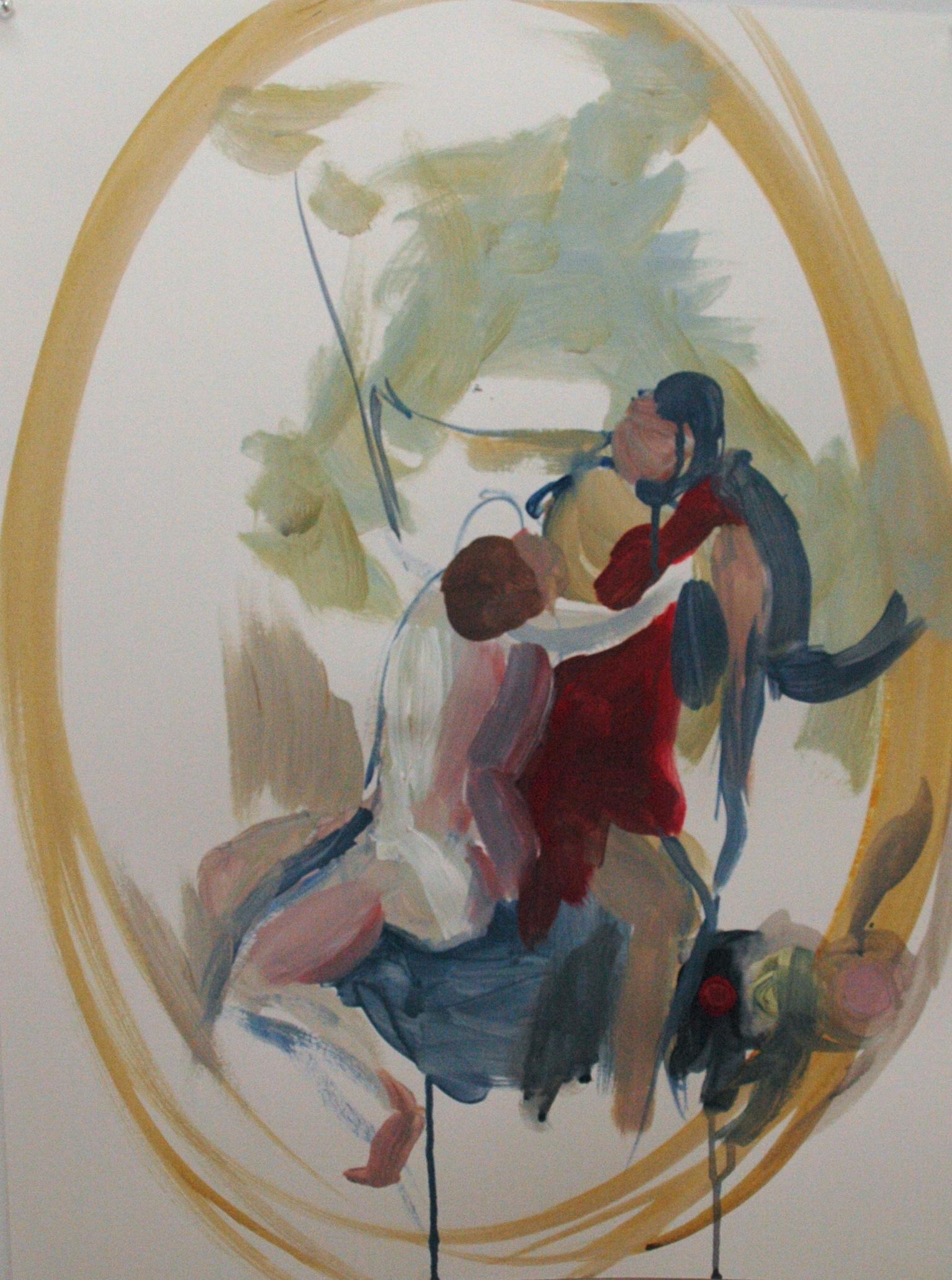 5 minute paintings