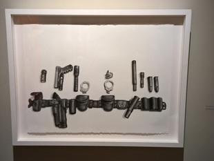 """GUN SHOW! art in the era of campus carry"" at Texas Tech Landmark Gallery"