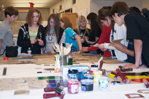 From the Art Room: Calling all Students!