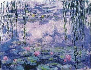 Water Lillies, Claude Monet