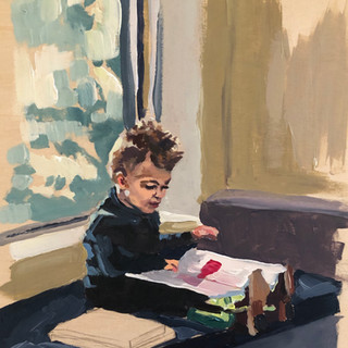 The Reader (Sebi)