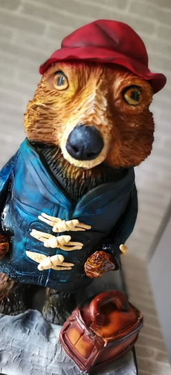 paddington bear birthday party celebration cake billingshurst