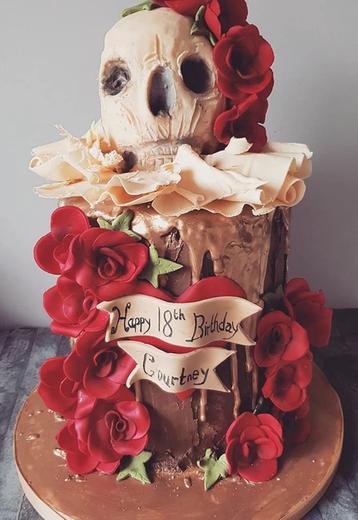 birthday party celebration cake billingshurst