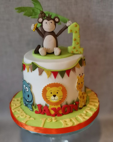 homemade birthday party celebration cake billingshurst west sussex perfect party cake