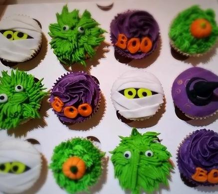 fabulous scrumptious cupcakes birthday party celebration cake billingshurst