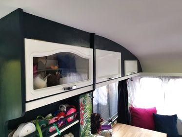 NEW WORKSHOP CARAVAN CONVERSION
