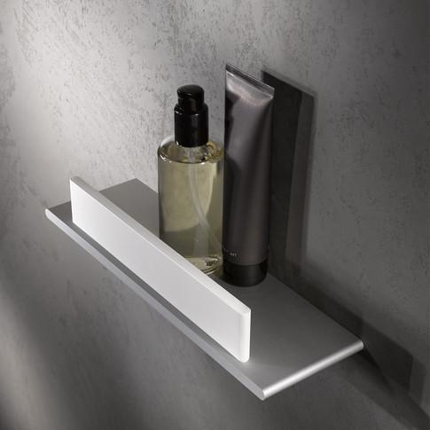EDITION 400 Tablette de douche avec raclette intégrée