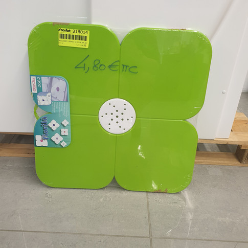 Caillebotis 4,80€ TTC
