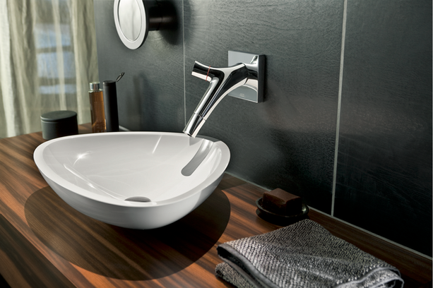AXOR STARCK ORGANIC Mitigeur lavabo encastré