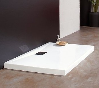 Receveur Kinecompact Blanc 120x90 cm - 230 euros TTC