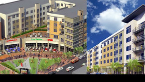 Builders one step closer to opening U-Square Target