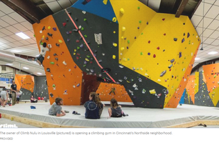 Climbing gym coming to Northside