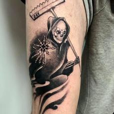 Snow Reaper