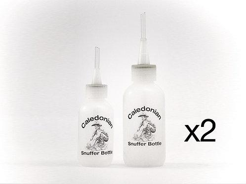 Caledonian Snuffer bottles