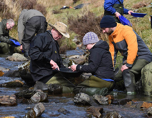 Gold Panning Course