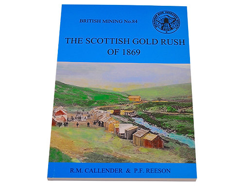 The Scottish Gold Rush of 1869 from Baile An Or