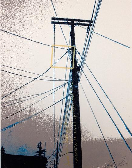 Untitled - Telephone Pole
