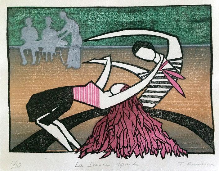 La Danse Apache