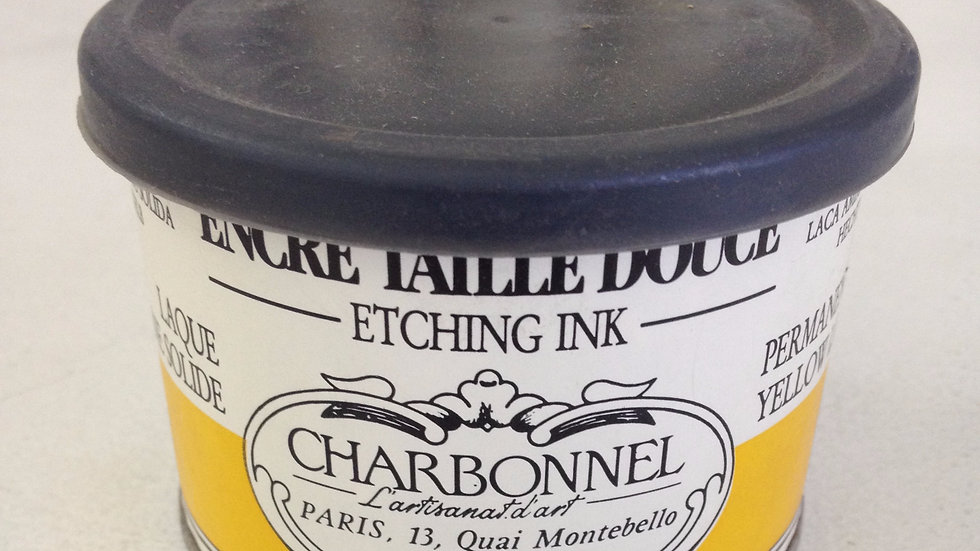 1/2lb can - CHARBONNEL Etching