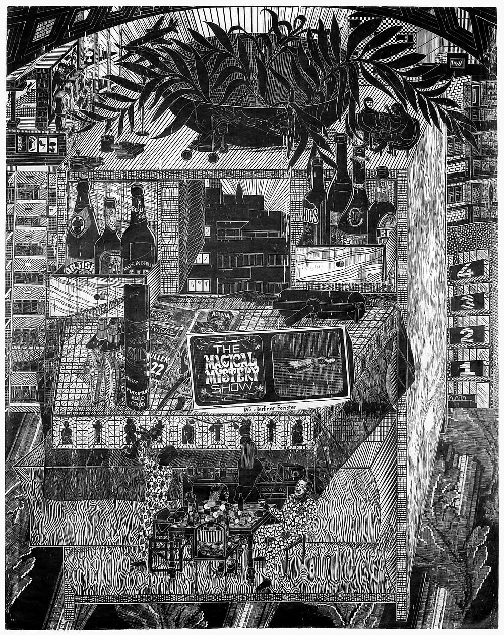 Gabriela Jolowicz - Present Density