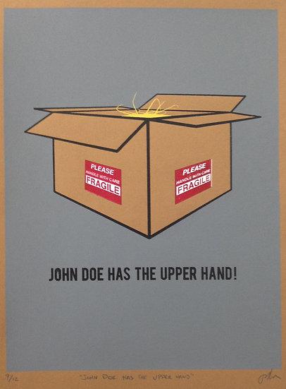 John Doe has the Upper Hand