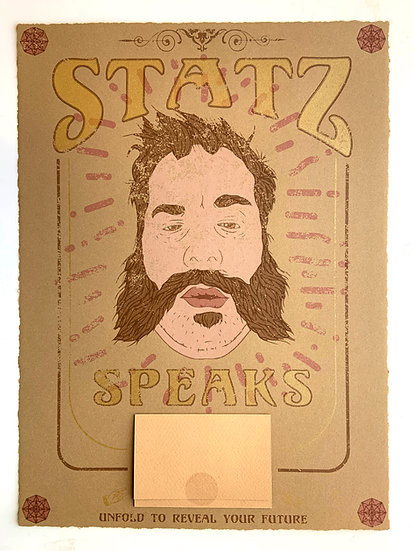 Statz Speaks