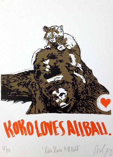 Koko Loves All Ball