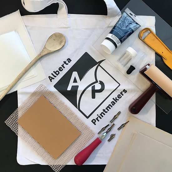 Linocut Starter Kit for A/P Demo Participants