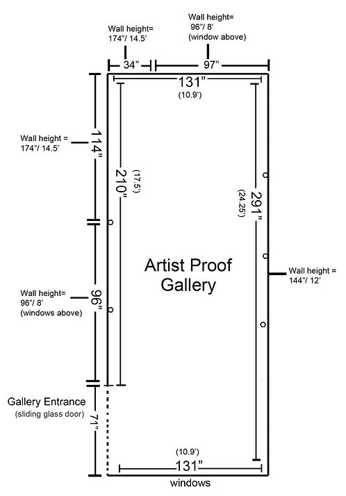 Gallery Floor Plan