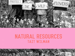 Tait Wilman - NATURAL RESOURCES