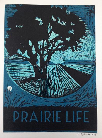 Prairie Life (blue)
