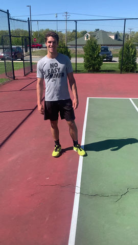 Warm Up: The Tennis Sprint